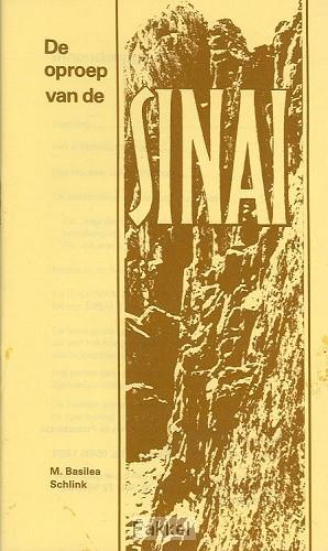 product afbeelding voor: Oproep van de Sinai
