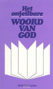 product afbeelding voor: Onfeilbare woord van god