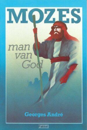 product afbeelding voor: Mozes man van God