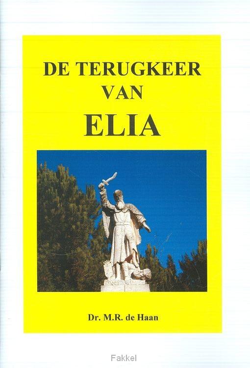product afbeelding voor: Terugkeer van Elia