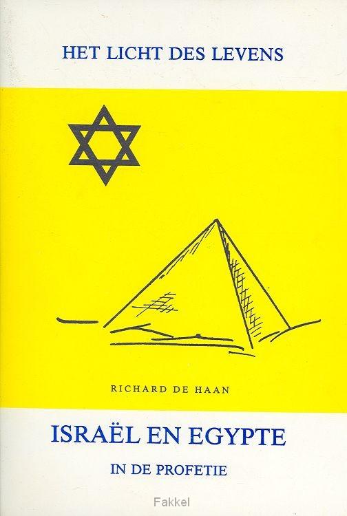 product afbeelding voor: Israel en Egypte in de profetie