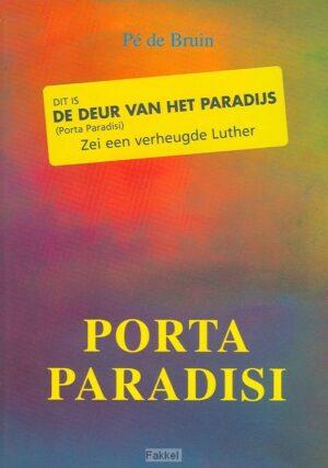 product afbeelding voor: Porta paradisi
