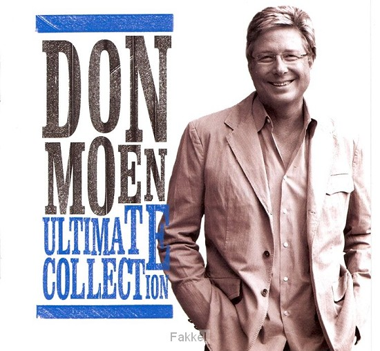 product afbeelding voor: Don Moen ultimate collection