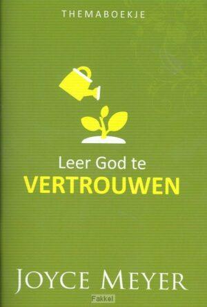 product afbeelding voor: Leer God te vertrouwen