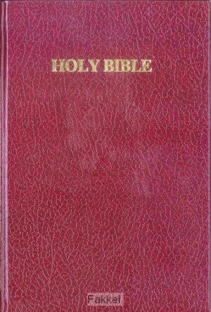 product afbeelding voor: Engelse bijbel kjv e9a