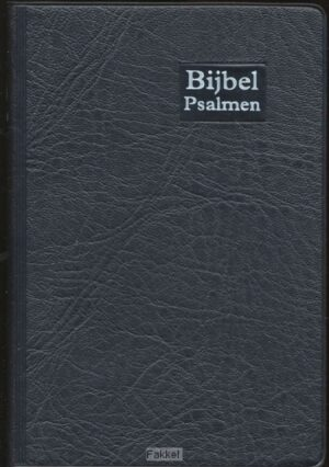 product afbeelding voor: Evangelisatiebijbel v36 sv met psalmen