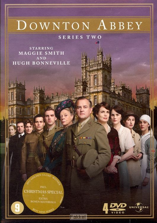 product afbeelding voor: Downton abbey s2 (d/f)