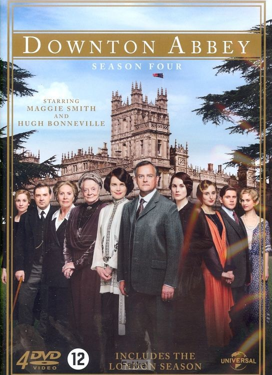 product afbeelding voor: Downton abbey s4 v1+2