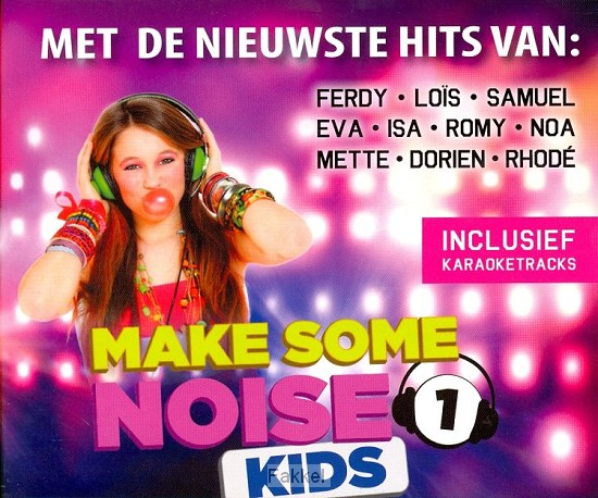product afbeelding voor: Make some noise kid 1 (los)