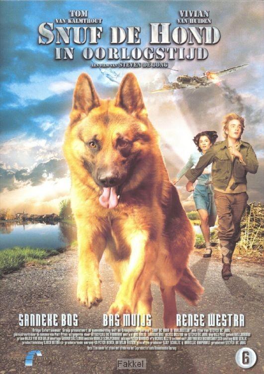 product afbeelding voor: Snuf de hond-in oorlogstij