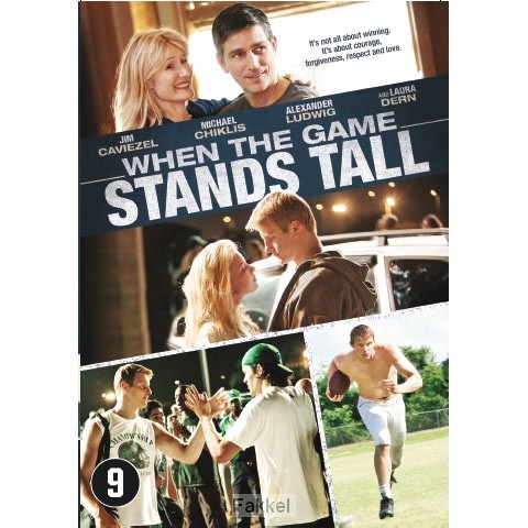 product afbeelding voor: When the game stands tall