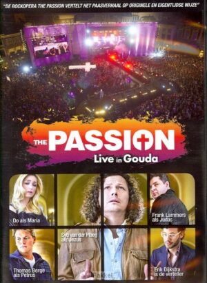 product afbeelding voor: The passion live in Gouda