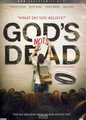 product afbeelding voor: God's not dead