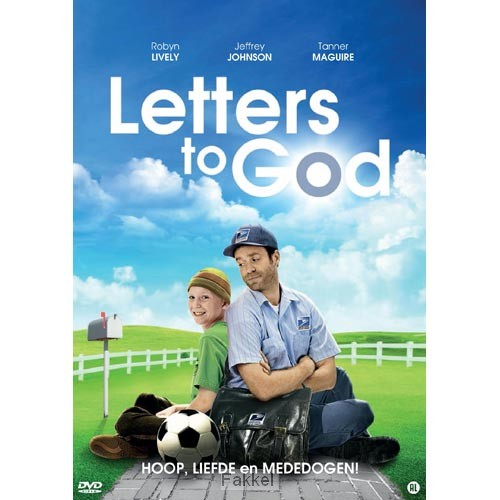 product afbeelding voor: Letters to God
