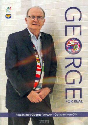 product afbeelding voor: George for real (George Verwer)