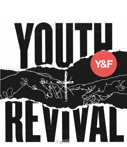 product afbeelding voor: Youth revival paper songbook