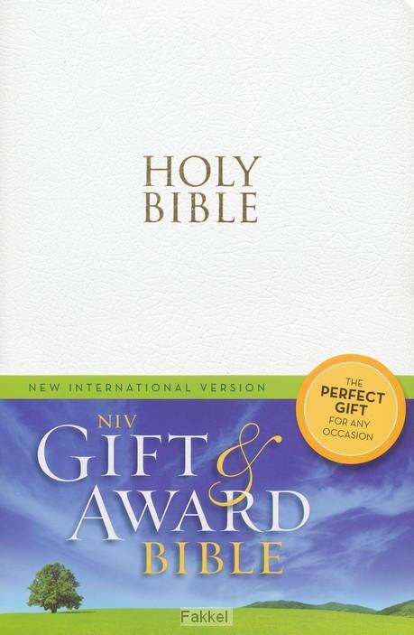 product afbeelding voor: NIV gift en award white