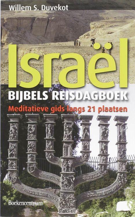 product afbeelding voor: Bijbels reisdagboek Israel
