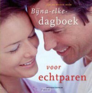product afbeelding voor: Bijna elke dagboek voor echtparen