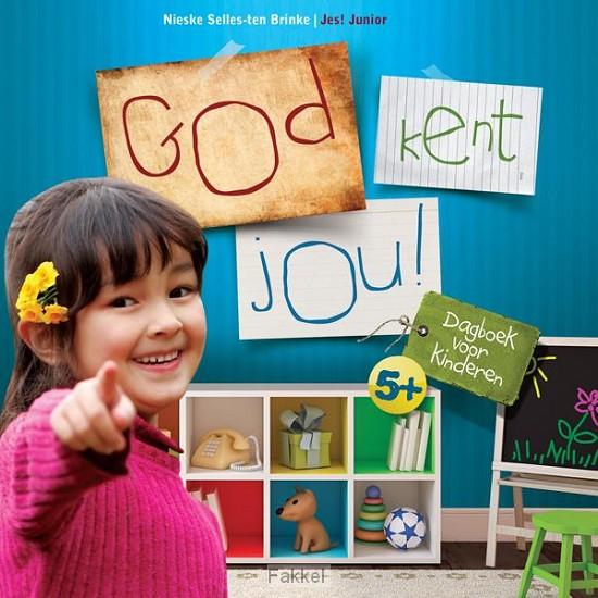 product afbeelding voor: God kent jou