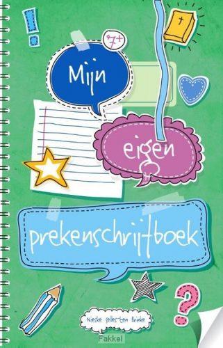 product afbeelding voor: Mijn eigen prekenschrijfboek