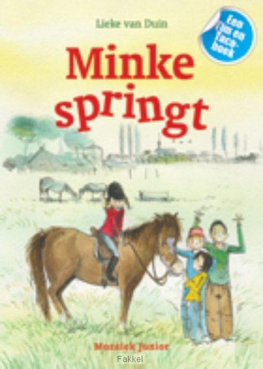 product afbeelding voor: Minke springt