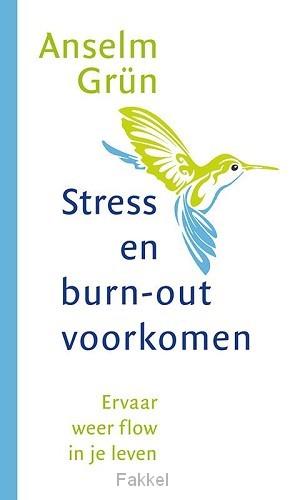 product afbeelding voor: Stress en burnout voorkomen