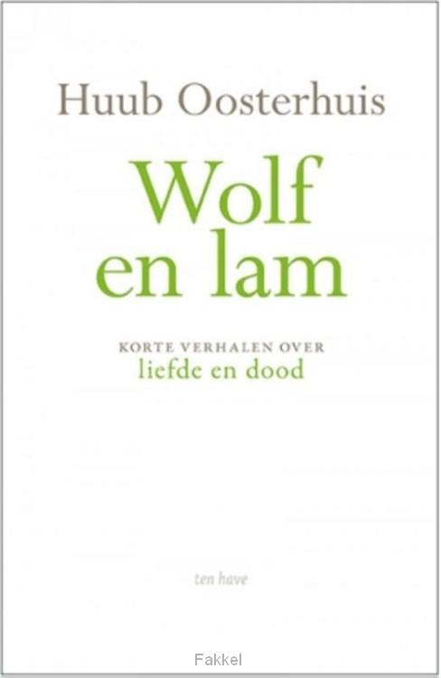product afbeelding voor: Wolf en lam