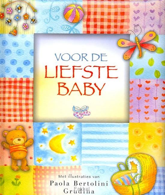 product afbeelding voor: Voor de liefste baby
