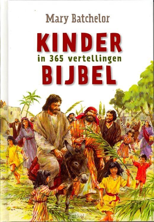 product afbeelding voor: Kinderbijbel in 365 vertellingen
