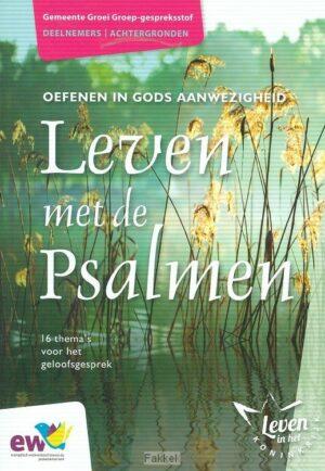 product afbeelding voor: Leven met de Psalmen