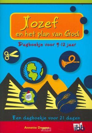 product afbeelding voor: Jozef en het plan van God 9-12 jarigen