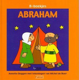 product afbeelding voor: B-boekjes Abraham