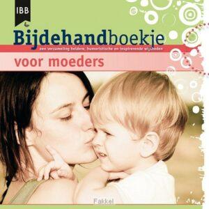 product afbeelding voor: Bijdehandboekje voor moeders