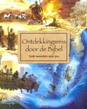product afbeelding voor: Ontdekkingsreis door de Bijbel