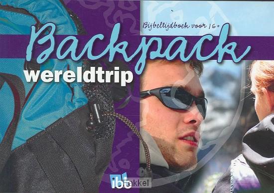 product afbeelding voor: Backpack wereldtrip