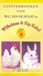 product afbeelding voor: Wilhelmus & kip kakel luisterboek