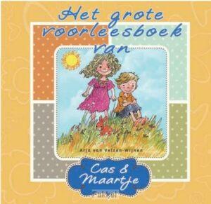 product afbeelding voor: Grote voorleesboek van Cas en Maartje