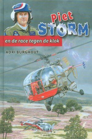 product afbeelding voor: Piet storm en de race tegen de klok