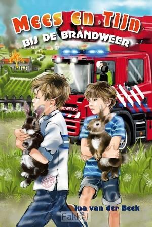 product afbeelding voor: Mees en Tijn bij de brandweer