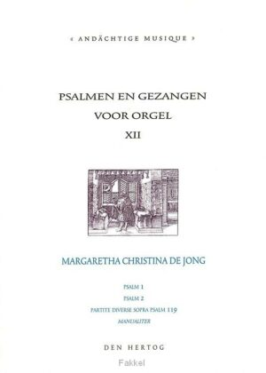 product afbeelding voor: Psalmen en gezangen 12 voor orgel