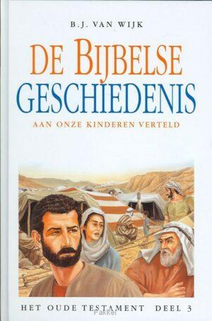 product afbeelding voor: Bijbelse geschiedenis ot 3 aan onze kind