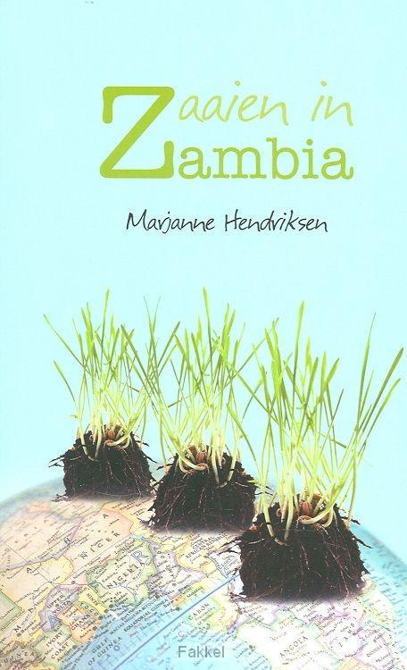 product afbeelding voor: Zaaien in zambia
