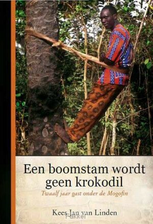 product afbeelding voor: Boomstam wordt geen krokodil