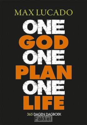 product afbeelding voor: One God one plan one life