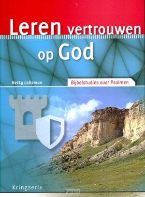 product afbeelding voor: Leren vertrouwen op God