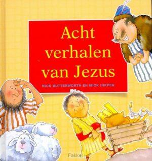 product afbeelding voor: Acht verhalen van Jezus