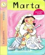 product afbeelding voor: Kartonboek marta