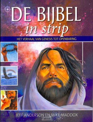 product afbeelding voor: Bijbel in strip