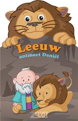 product afbeelding voor: Leeuw ontmoet Daniel